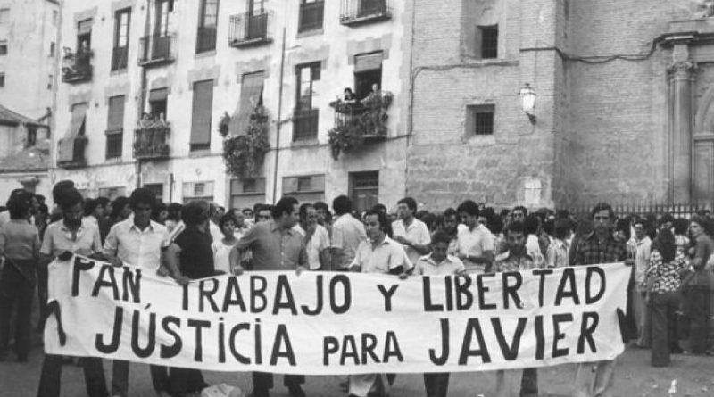 Javier Verdejo en la memoria: entrevista al camarada Mariano Junco en el 45 aniversario de su asesinato